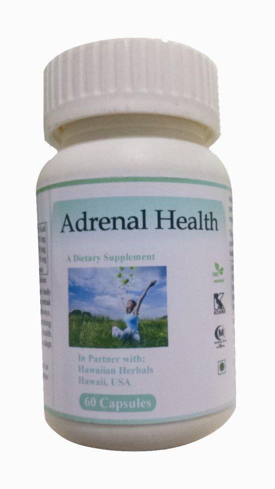Hawaiian herbal adrenal health capsule