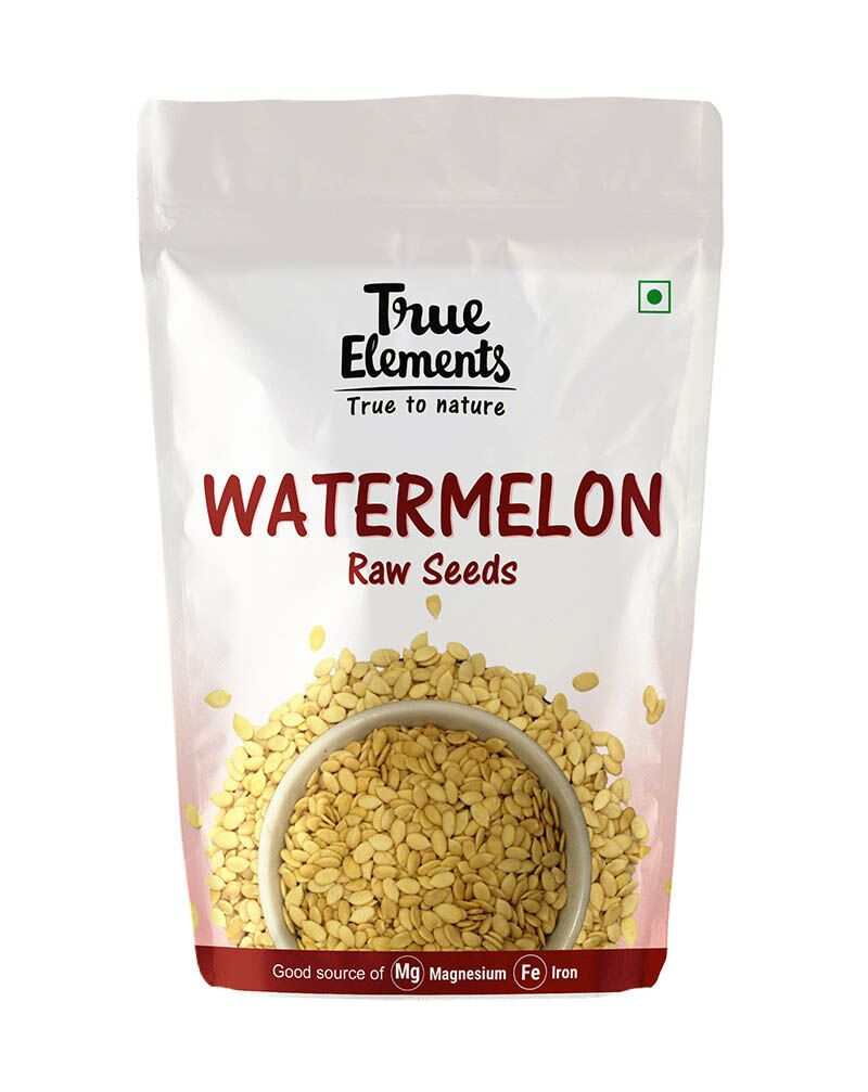 True Elements Raw Watermelon Seeds 150gm