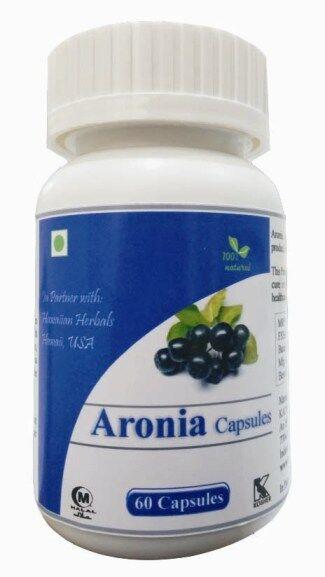 Hawaiian herbal aronia capsule