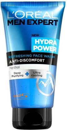 L'Oreal Paris Men Expert Hydra Power Anti-Discomfort Face Wash  (149 g)