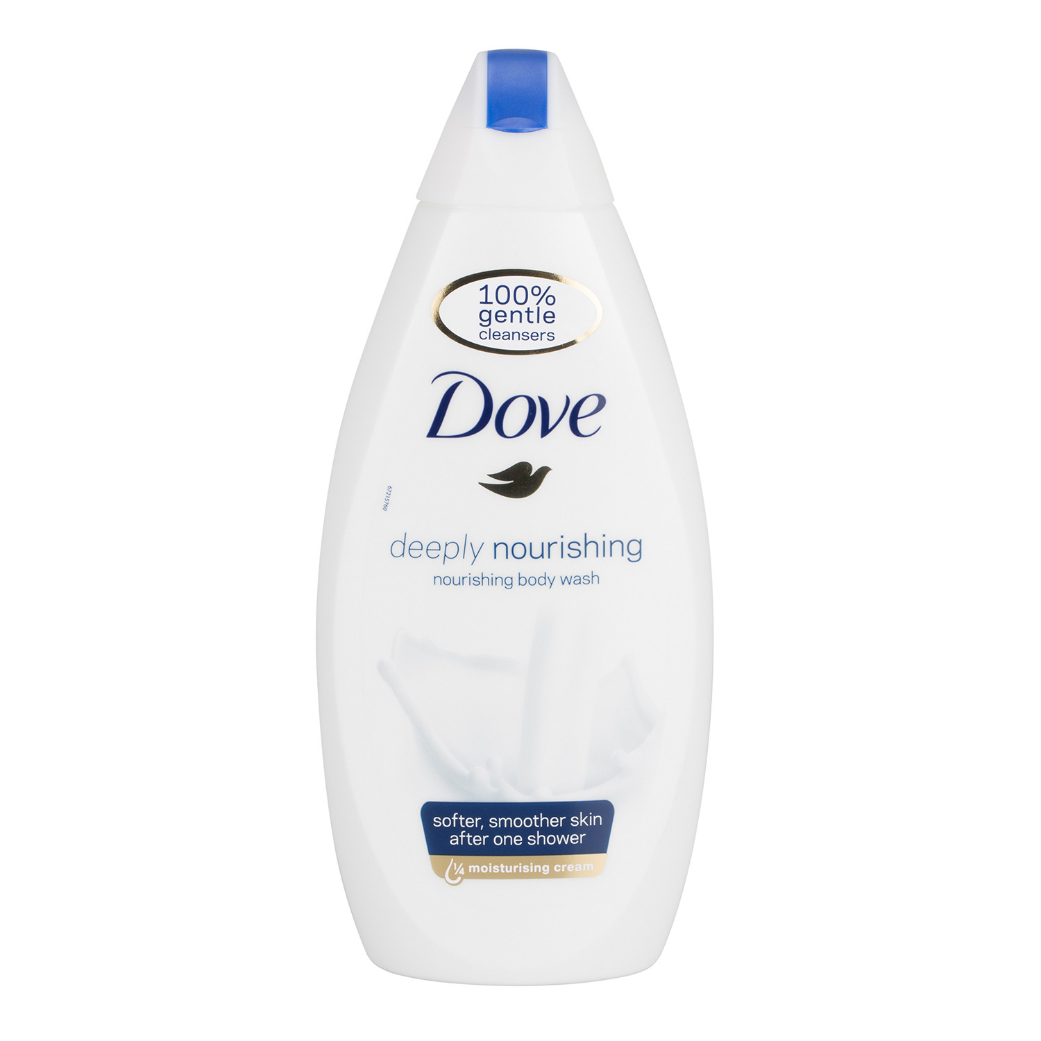 Dove Imported Deeply Nourishing Body Wash With Nutrium Moisture (500Ml)