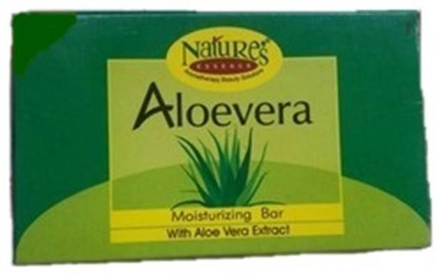 Nature's Essence Aloevera Moisturizing Bar  (75 g)-Pack of 6