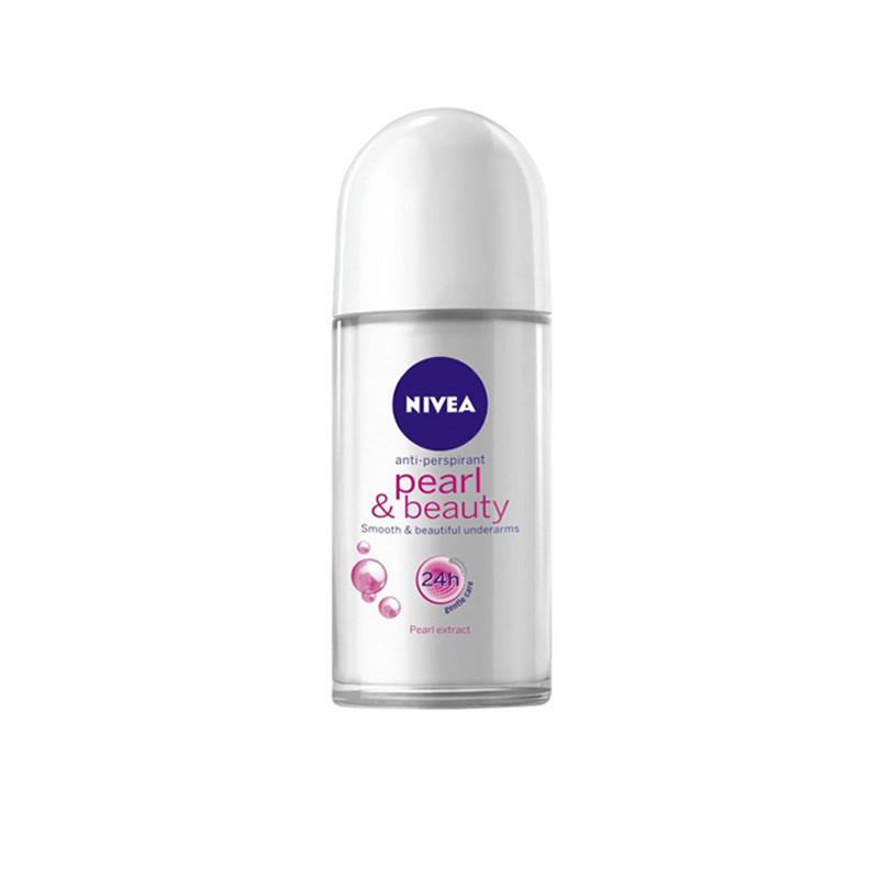 Nivea Pearl & Beauty Roll On, 50ml