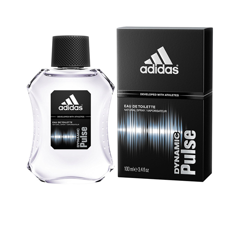 Adidas Dynamic Pulse EDT for Men, 100ml