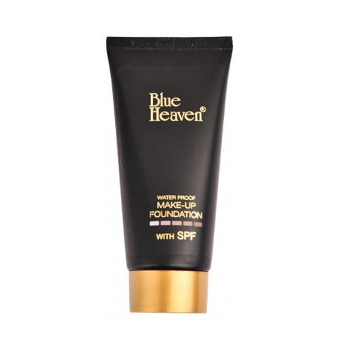 Blue Heaven Makeup Foundation Tube- Natural 50Ml