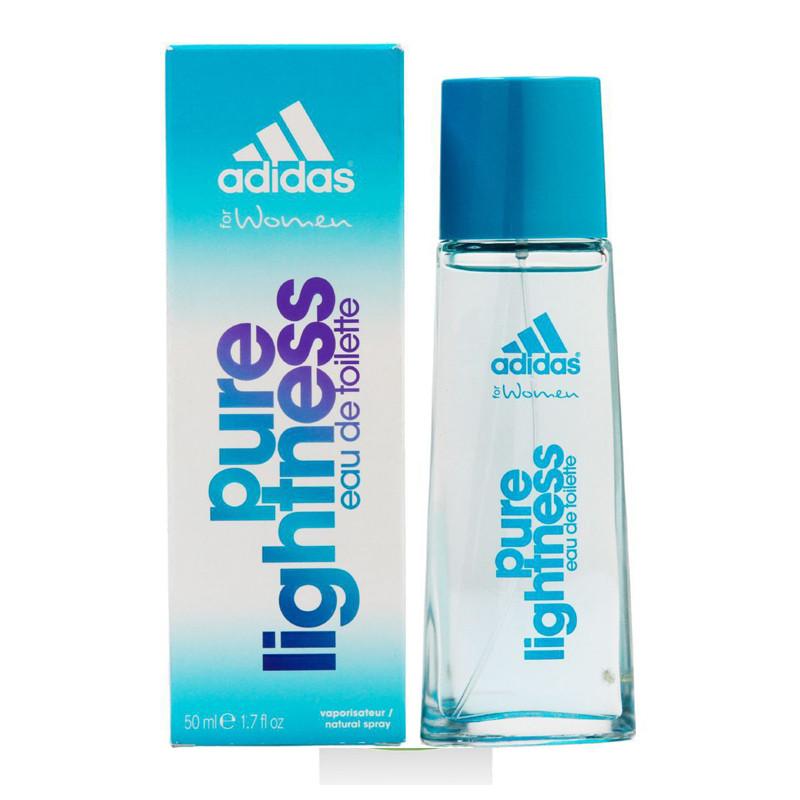 Adidas Pure Lightness Eau De Toilette For Women (50 ml)