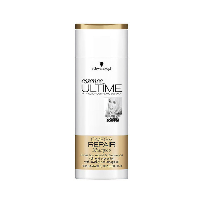 Schwarzkopf Imported Essence Ultime Omega Repair Shampoo For Damaged Hair 250Ml