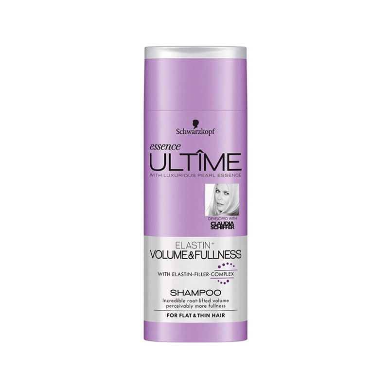 Schwarzkopf Imported Ultime Elastin+ Volume & Fullness Shampoo (250 Ml)