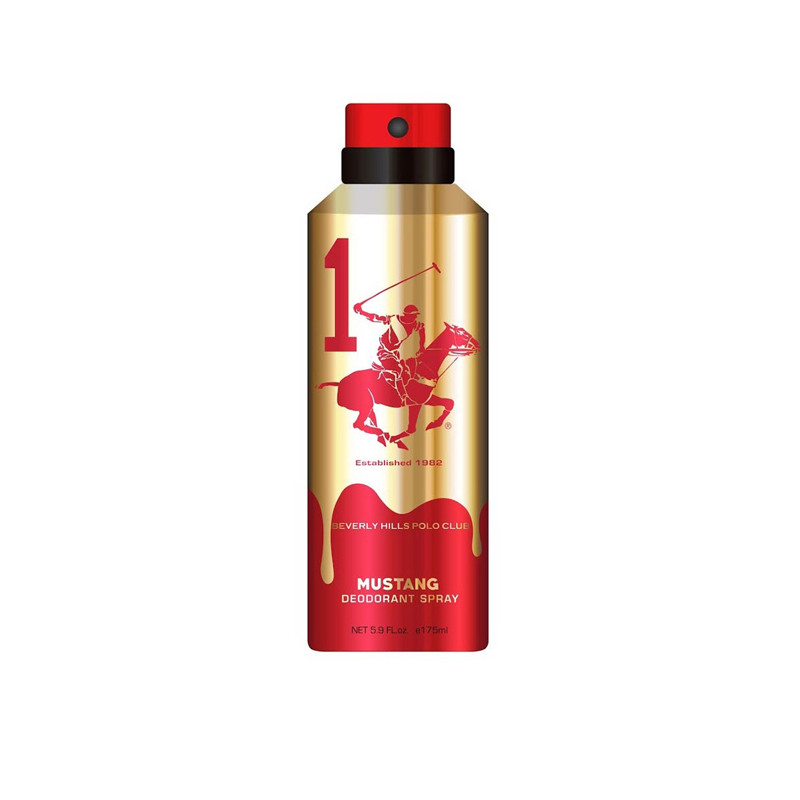 Beverly Hills Polo Club Gold Deo (175 ml) - No.1 - Mustang
