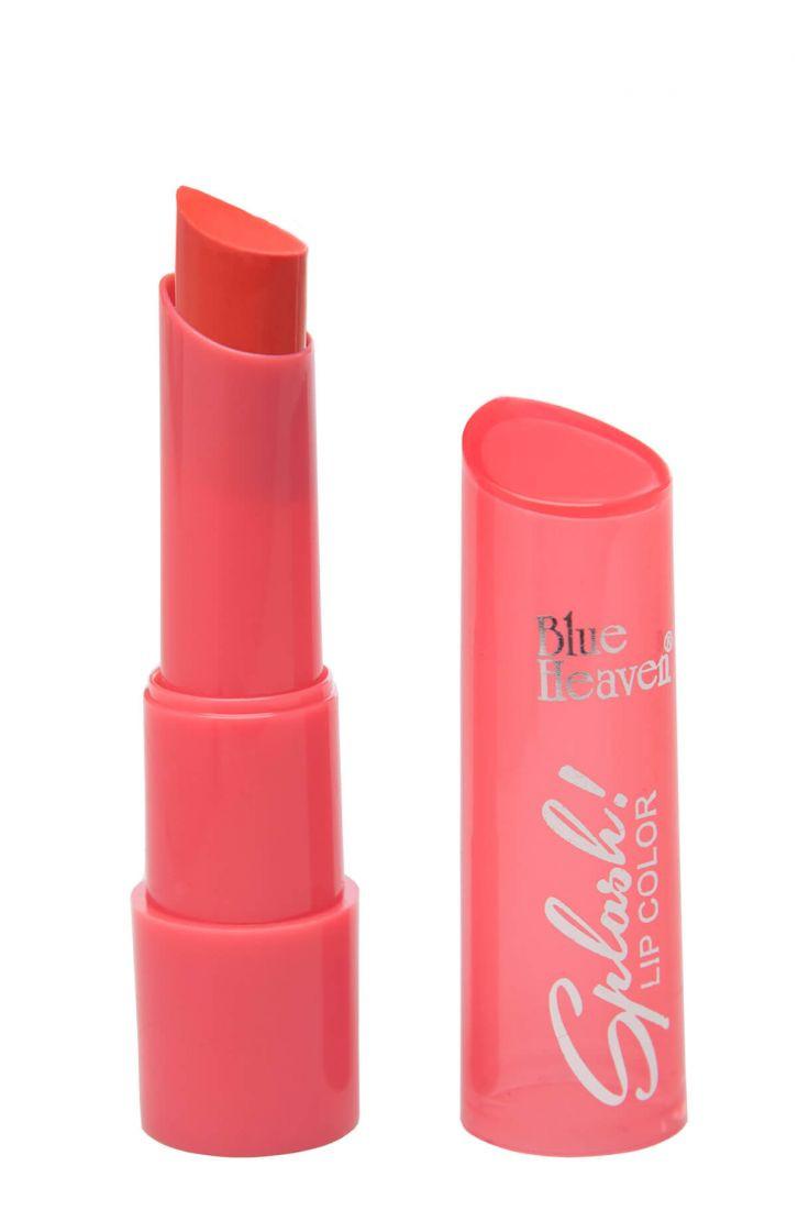 Blue Heaven Splash Super Matte Lipstick - Baked Orange 2.7 g (Shade # 304)