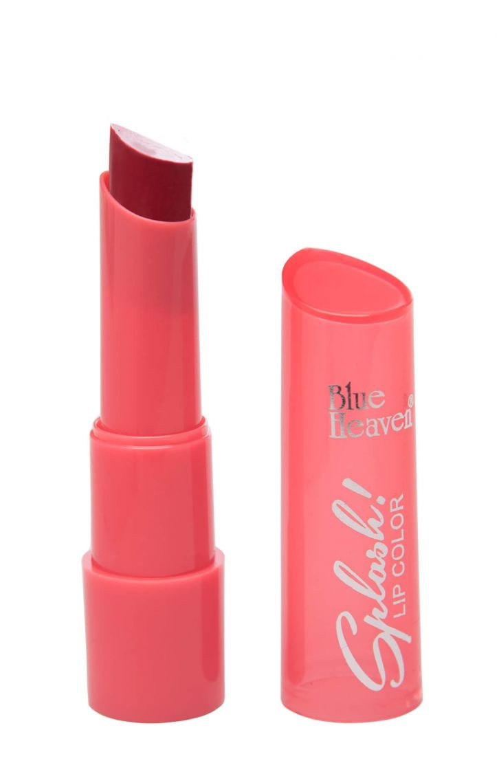 Blue Heaven Splash Super Matte Lipstick - Ruby Red (2.7 g) (Shade # 311)
