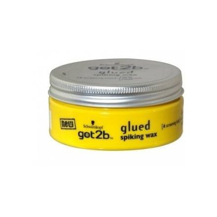 Schwarzkopf Got2b Glued Spiking Wax Hair Styler 75ml