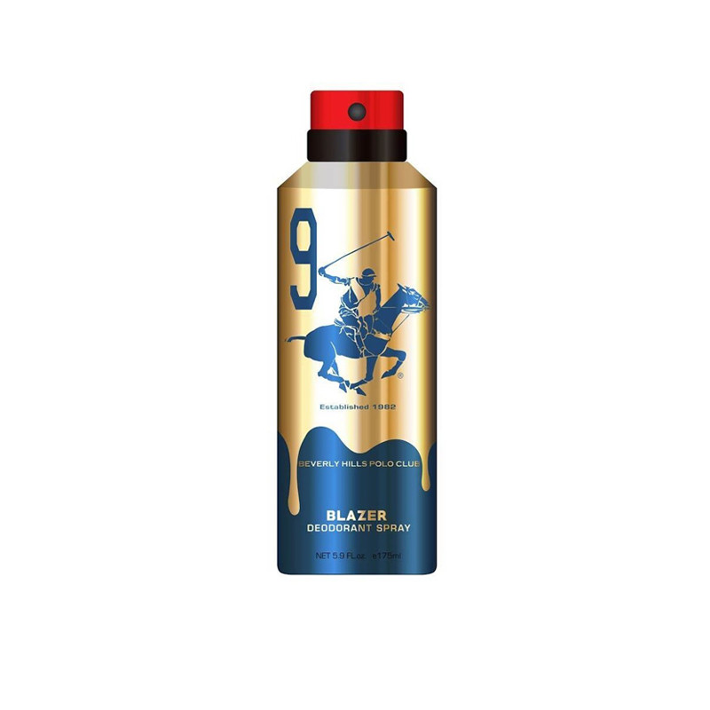 Beverly Hills Polo Club Gold Deo (175 ml) - No.9 - Blazer