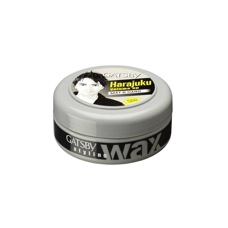 Gatsby Styling Wax Mat & Hard Hair Styler-75gm