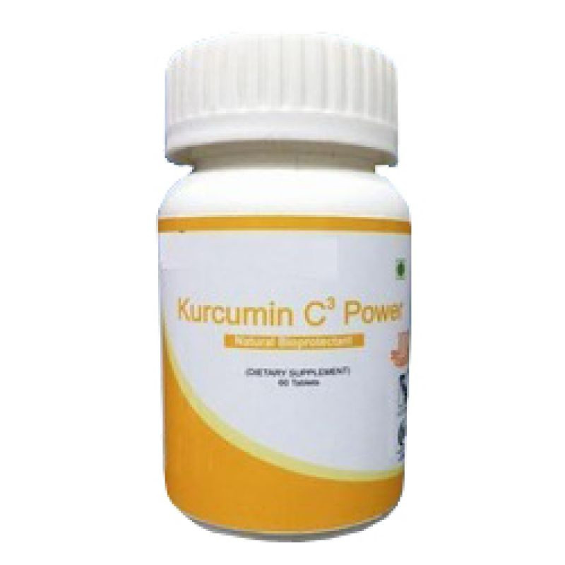 Hawaiian herbal kurcumin c3 power capsule