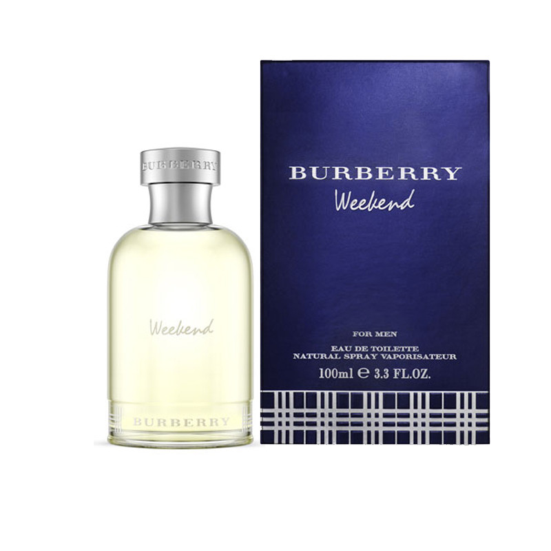 Burberry Weekend Eau De Toilette Spray for Men, 100ml