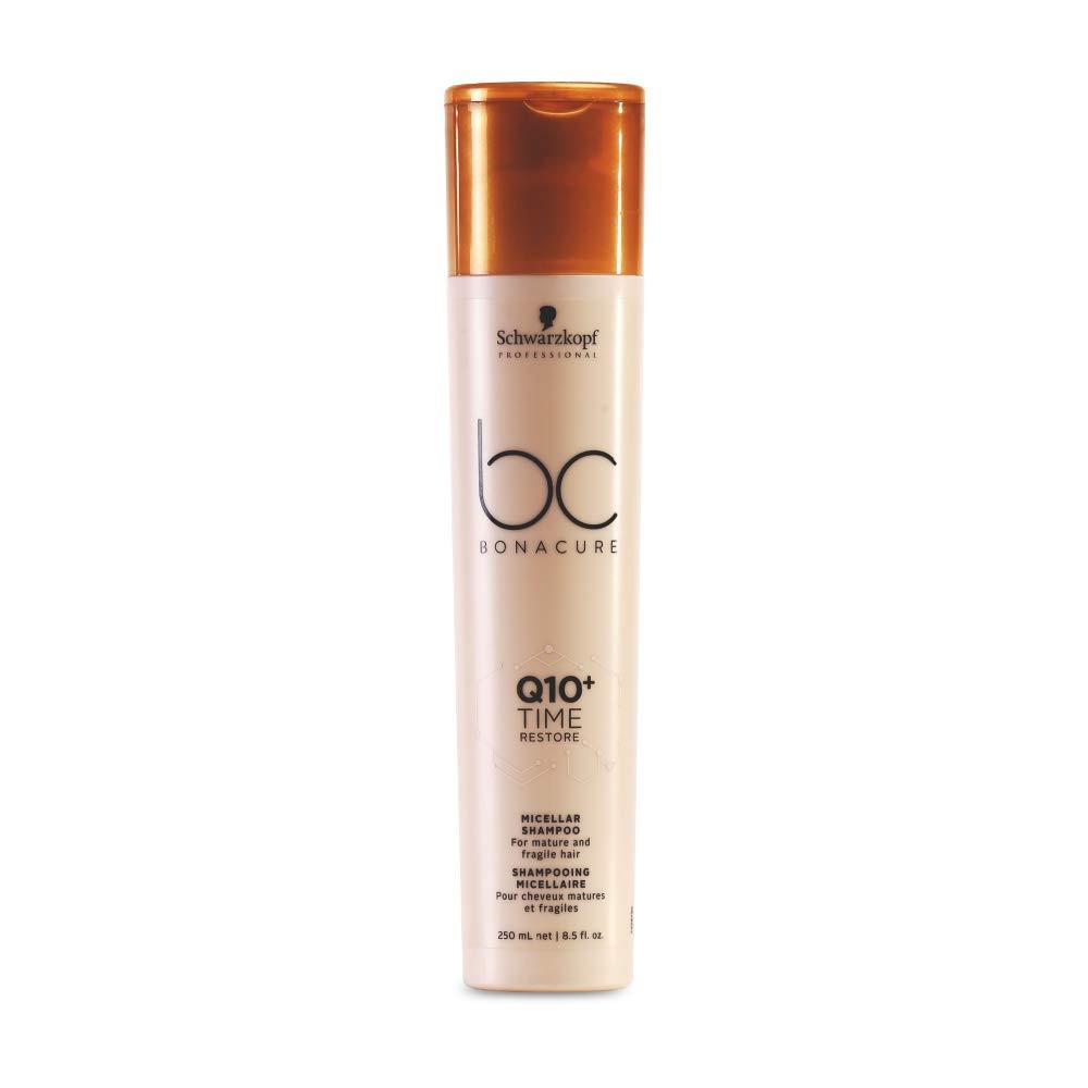 Schwarzkopf Professional BC Bonacure Q10 Time Restore Shampoo 250 ml