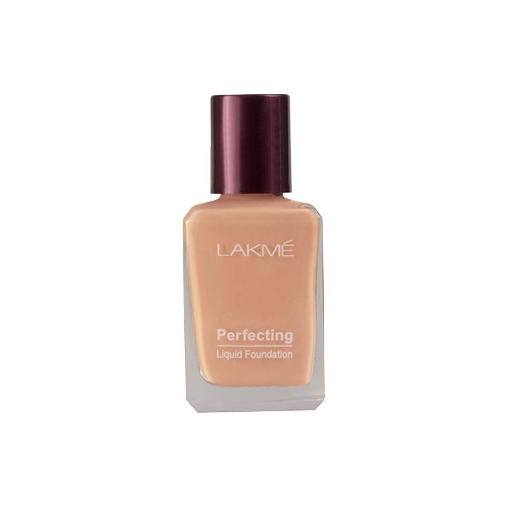 Lakme Perfecting Liquid Foundation, Marble, 27ml