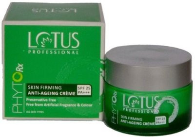 Lotus Professional Phyto-Rx Skin Firming Anti Ageing Crème SPF-25,50g