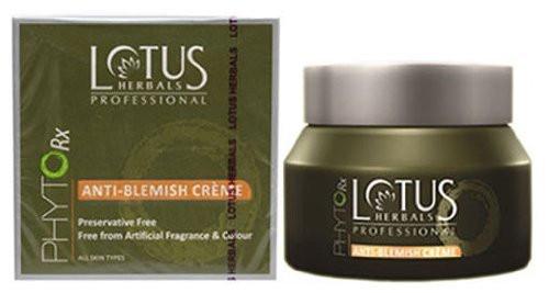 Lotus Professional Phyto-Rx Anti-Blemish Cream, 50gm