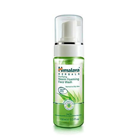 Himalaya Herbals Foaming Neem Face Wash