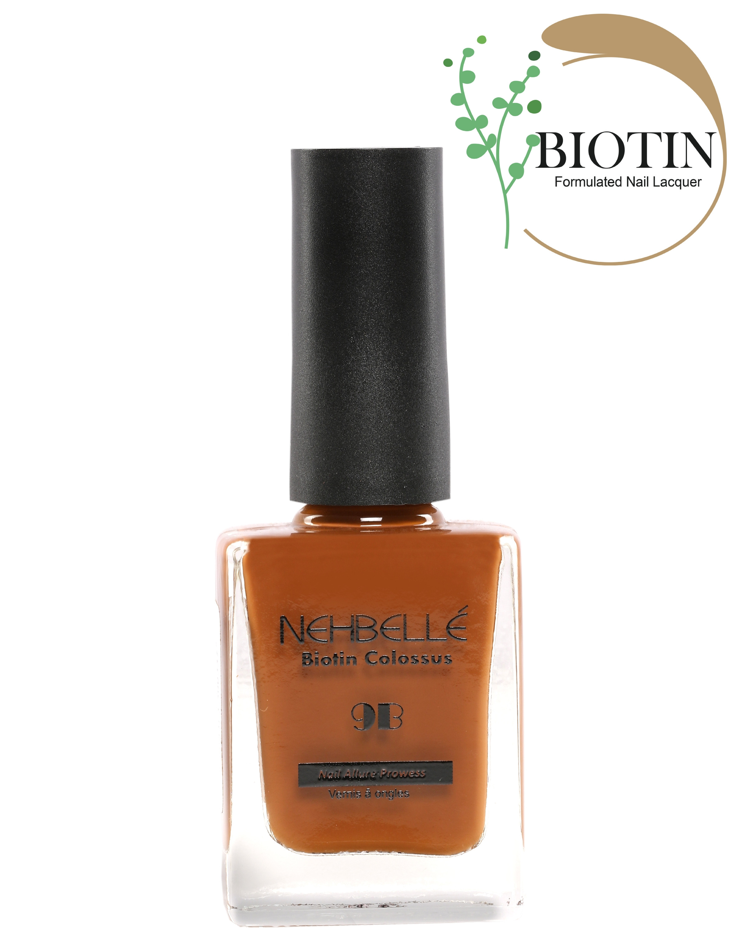 Nehbelle Nail Lacquer 562 Ambiguity