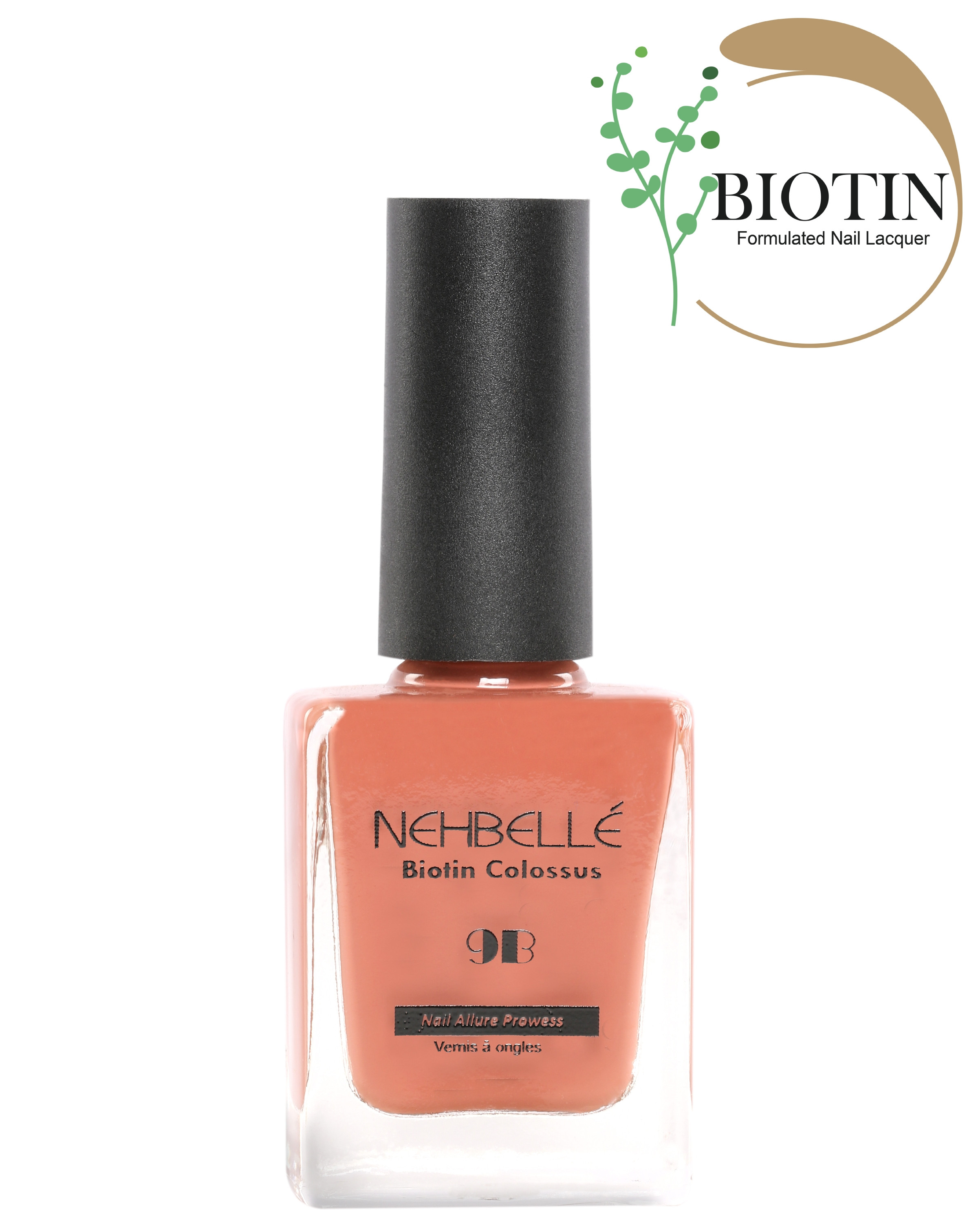 Nehbelle Nail Lacquer 567 Fear Rush