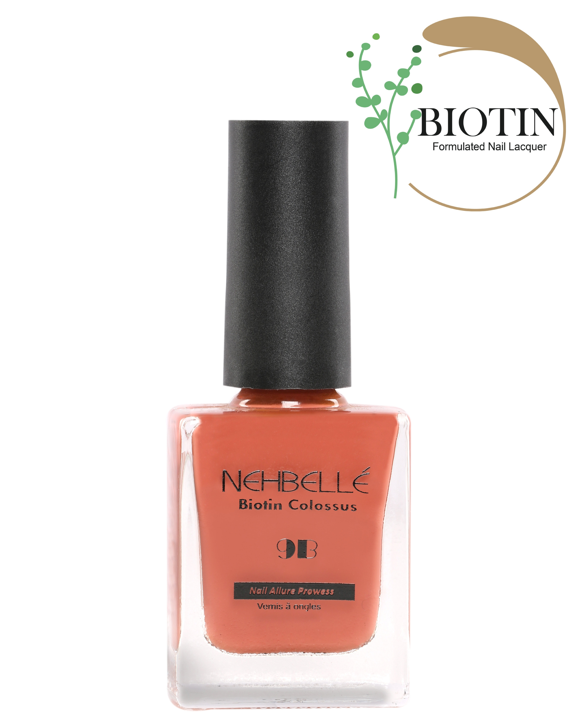 Nehbelle Nail Lacquer 568 Simple Dream