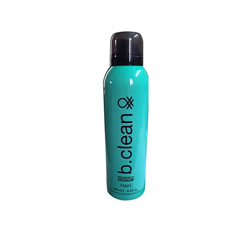 United Colors of Benetton B-United Deodorant Spray - For Men  (200 ml)