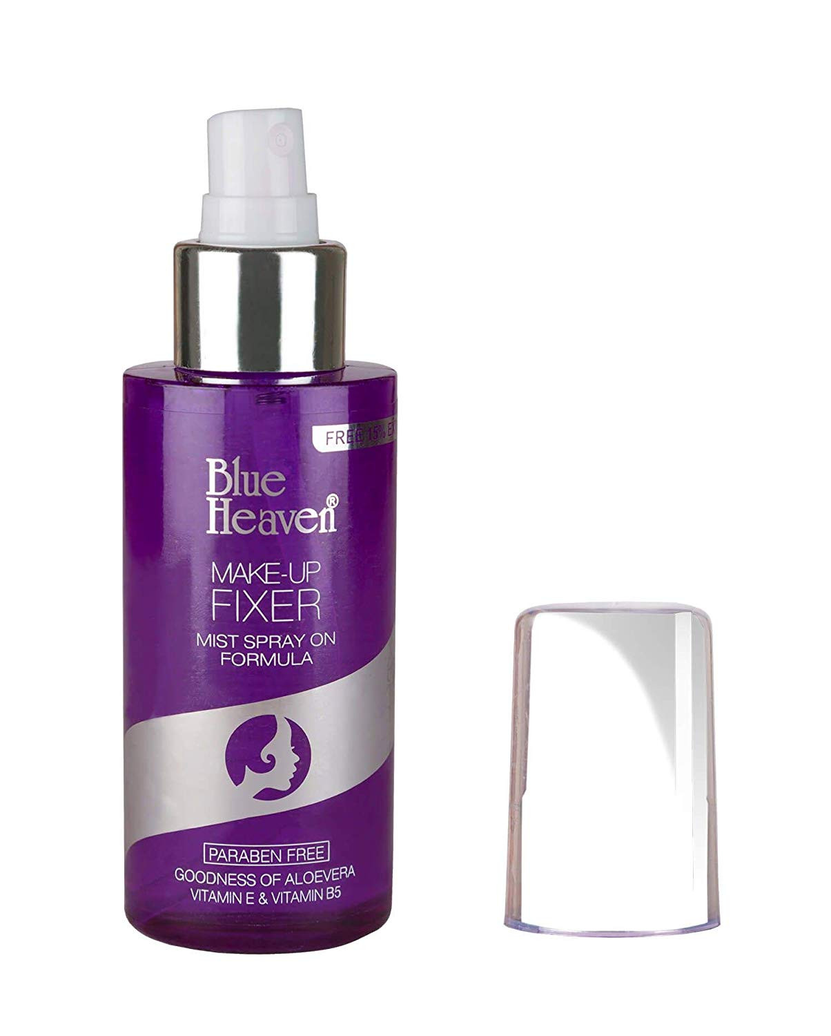 Blue Heaven Makeup Fixer - Mist Spray Formula (115 ML)