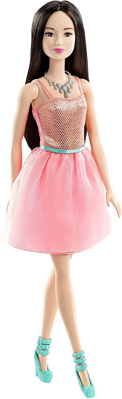 Barbie Doll Glitz 3, Multi Color
