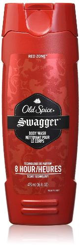 Old Spice Red Zone, Swagger Body Wash, 473ml