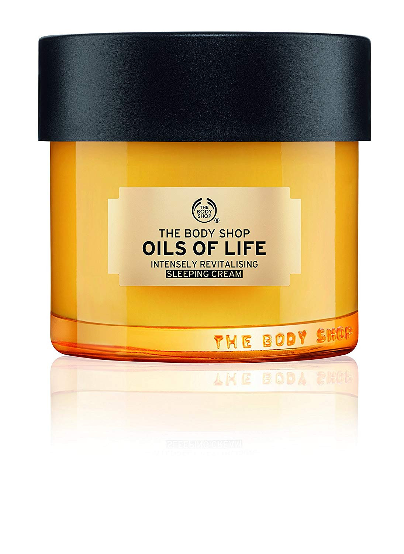 The Body Shop Oils of Life Sleeping Cream, 80ml