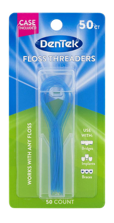 DenTek Floss Threaders, 50 Count
