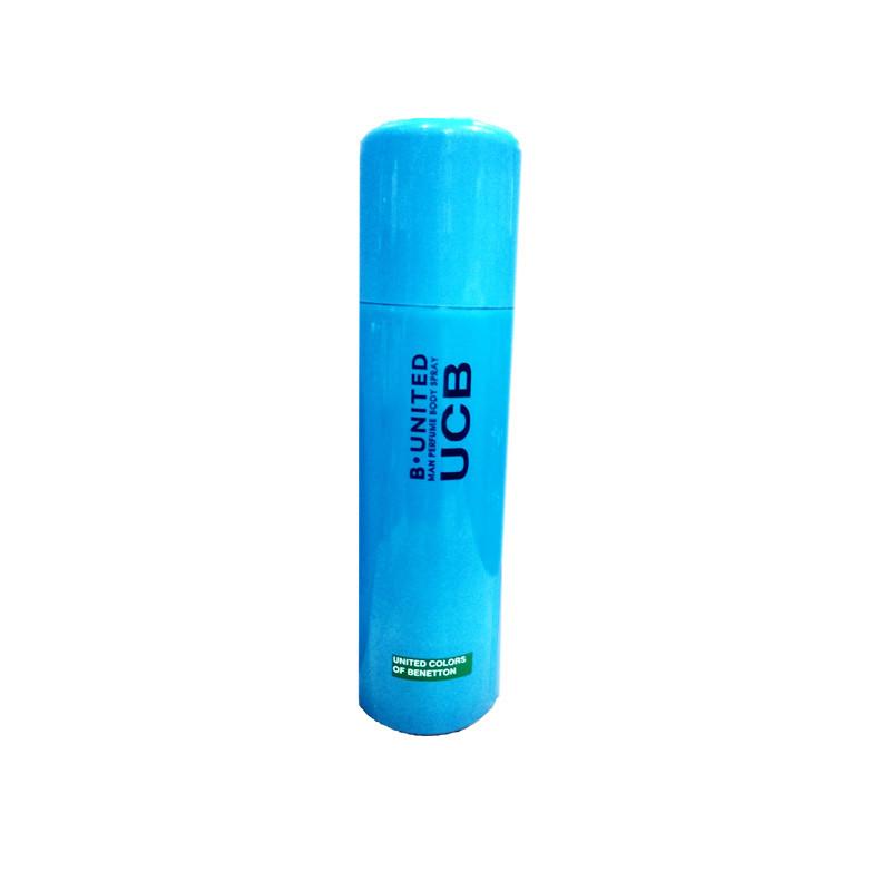 United Colors of Benetton B-Clean Deodorant Spray Blue - For Men  (200 ml)