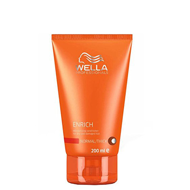 Wella Professionals Enrich Moisturizing Conditioner Normal/Thick - 200ml