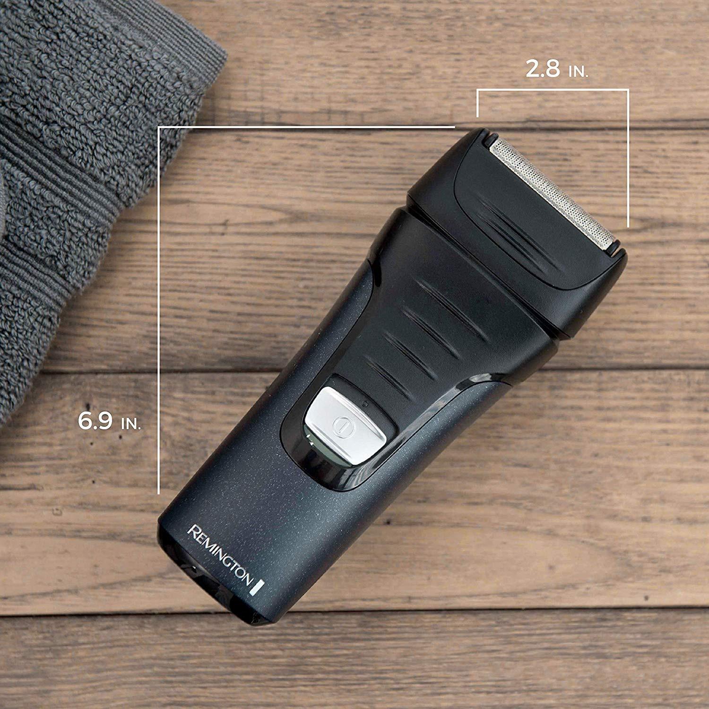 Remington PF7300 F3 Comfort Series Foil Shaver, Men's Electric Razor, Electric Shaver
