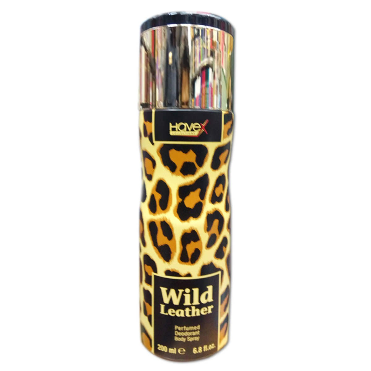 Havex Wild Leather Body Spray 200ml