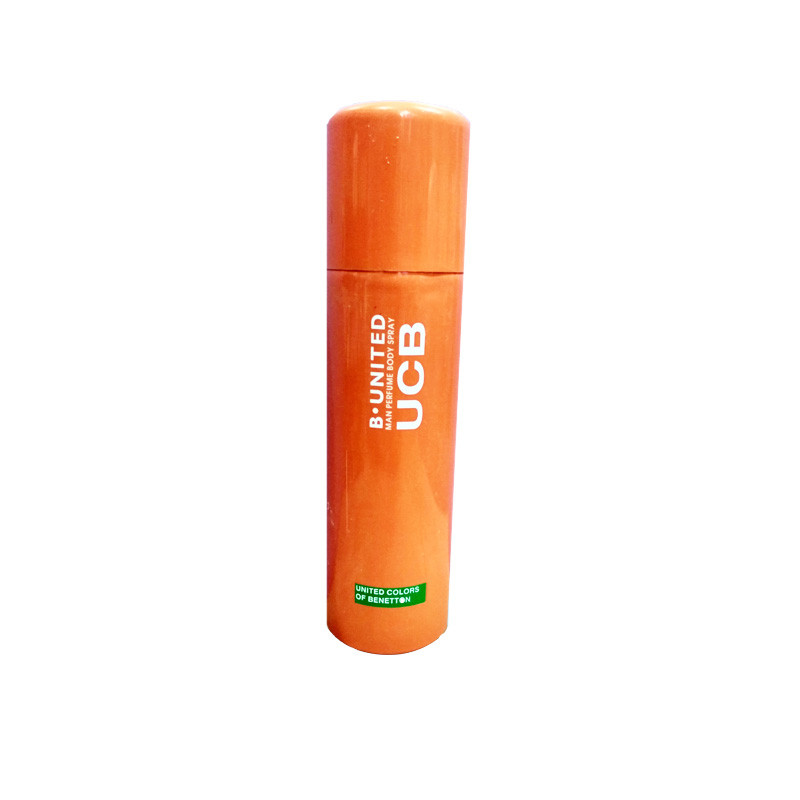 United Colors Of Benetton Orange Deo For Man 200Ml