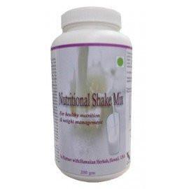 Hawaiian Herbal Nutritional Shake Mix Powder -  200gm (Buy Any Hawaiian Herbal Supplement & Get The Same 60 ml Drops Free )