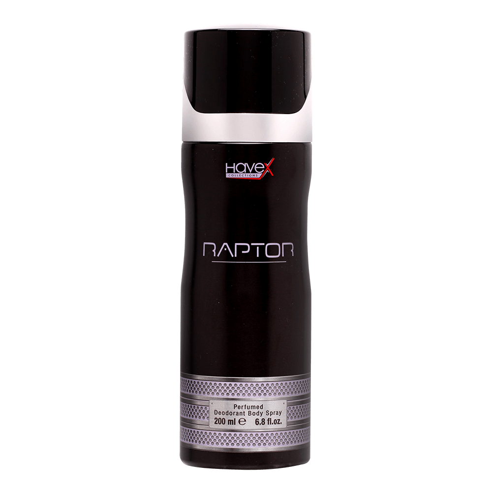 Havex Raptor Body Spray 200ml