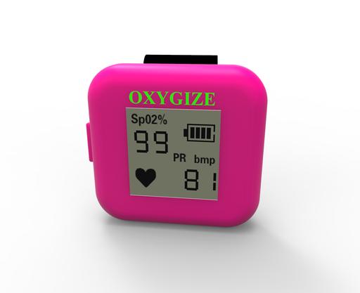Oxygize Ring Pulse Oximeter