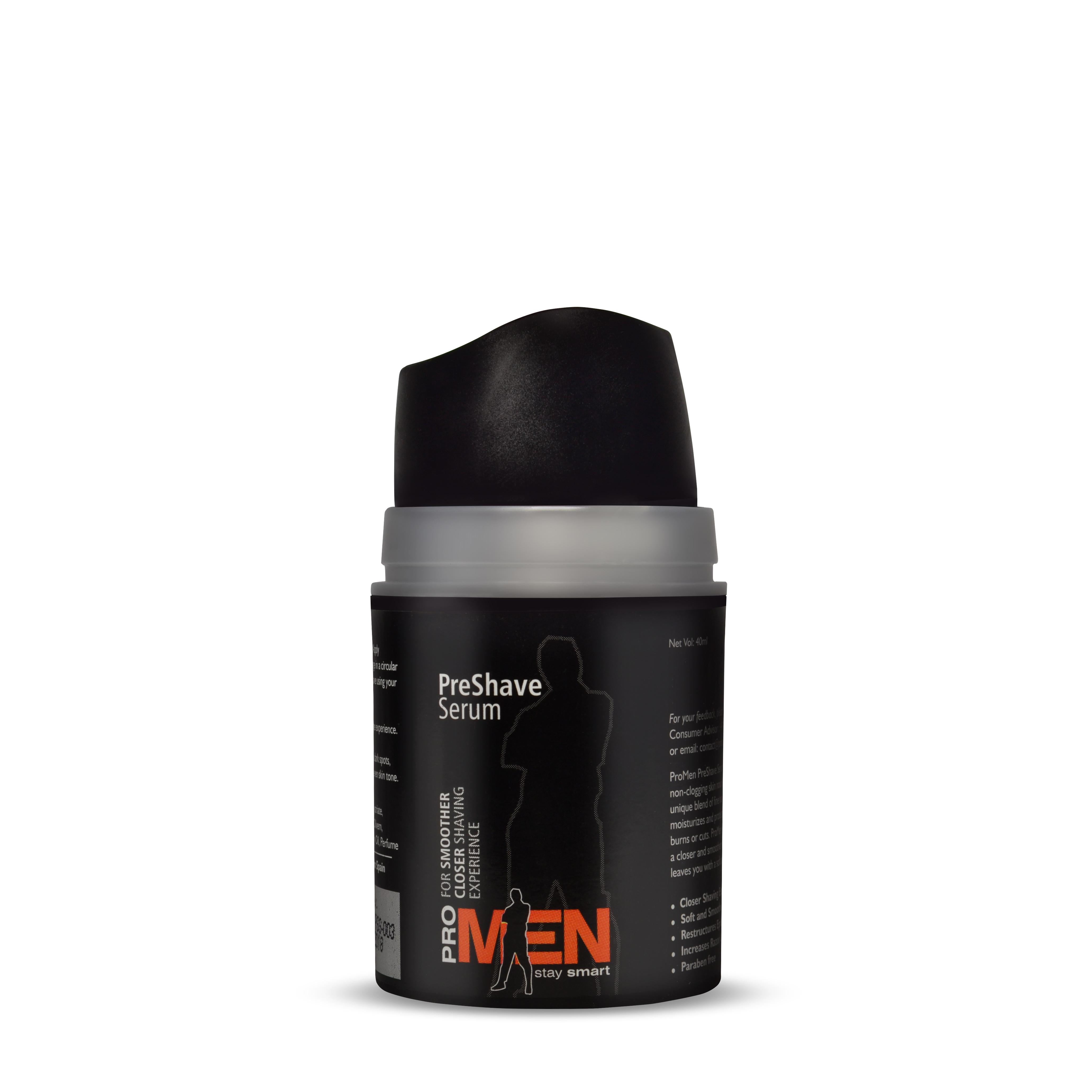 Promen Preshave Serum, 40ml