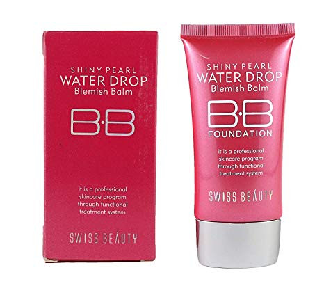 Swiss Beauty Blemish Balm Shiny pearl Water Drop