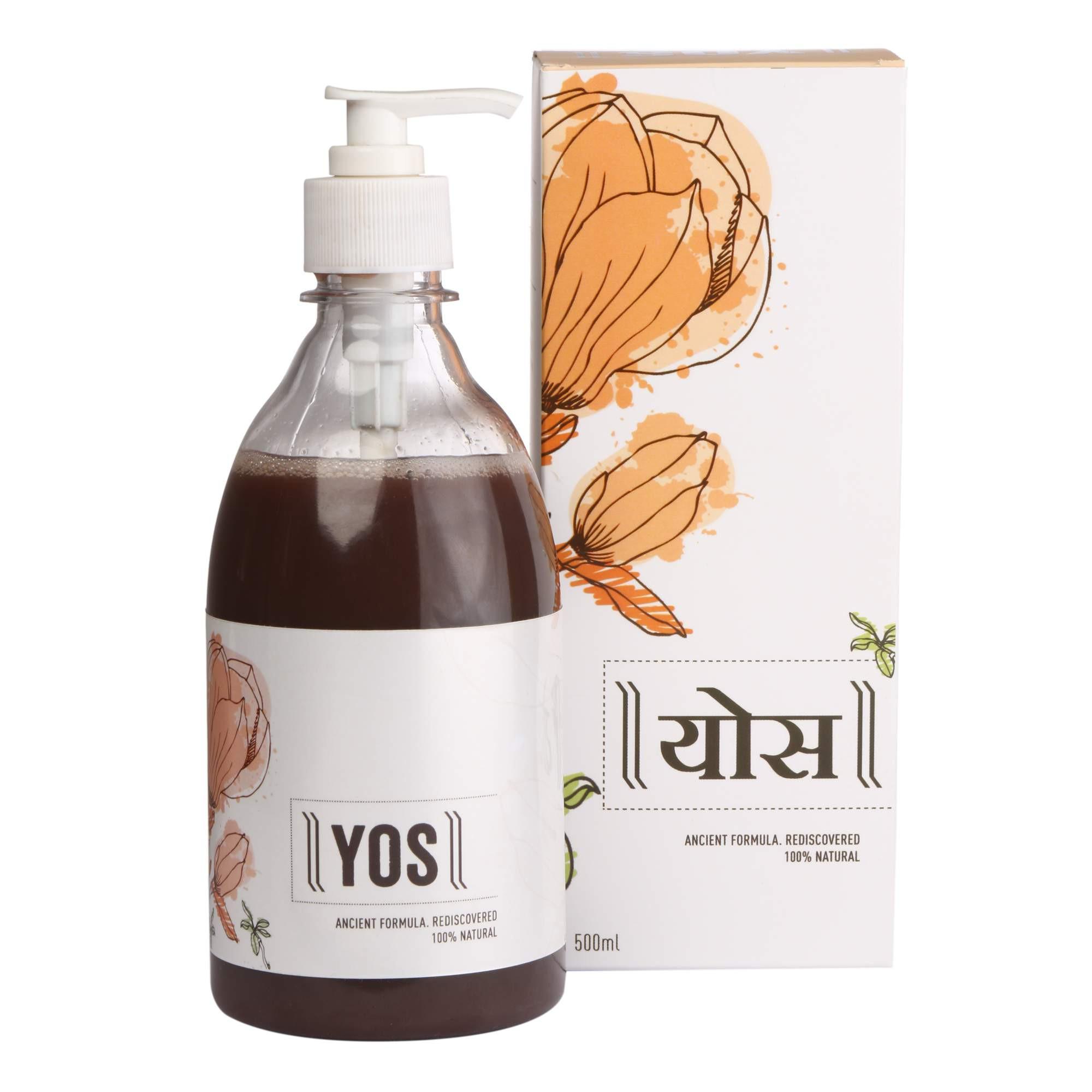 YoS - 100% Natural Organic Vagina Tightening Wash to Regain Vaginal Shape, Strength and Hygiene
