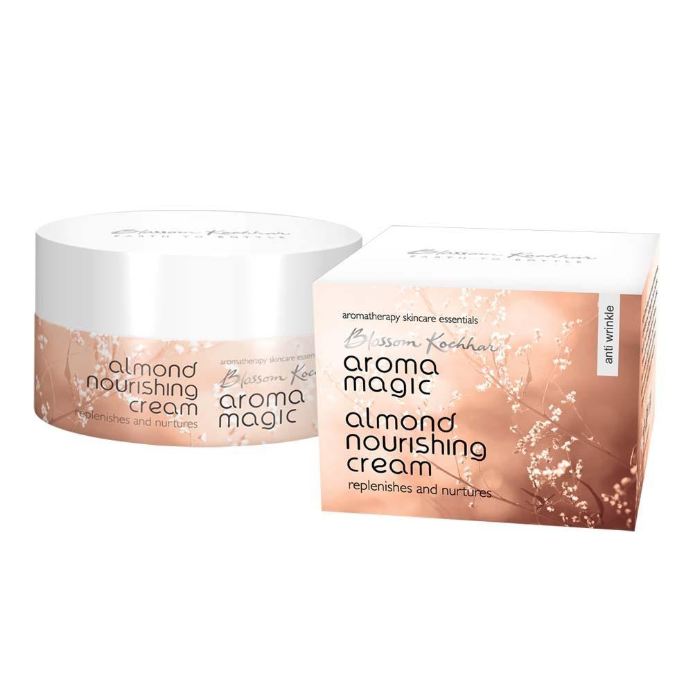 Aroma Magic Almond Nourishing Cream 50g