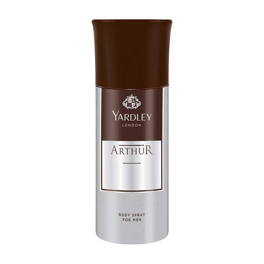 Yardley London Arthur Deodorant Spray For Men 150ml