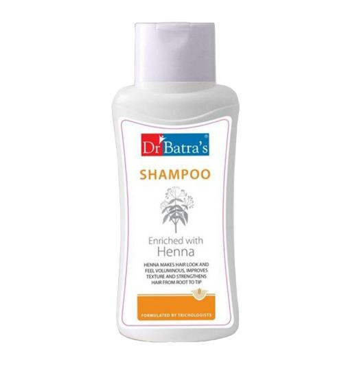 Dr. Batra's Normal Shampoo Enriched with Henna 500 ml