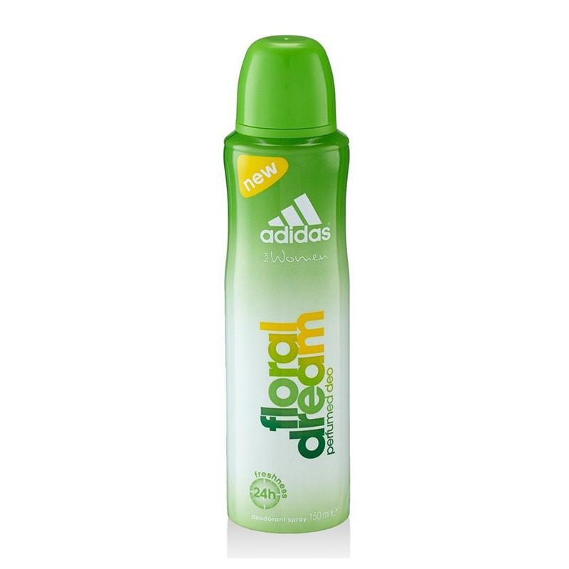 Adidas Floral Dream Deodorant Body Spray for Women, 150ml