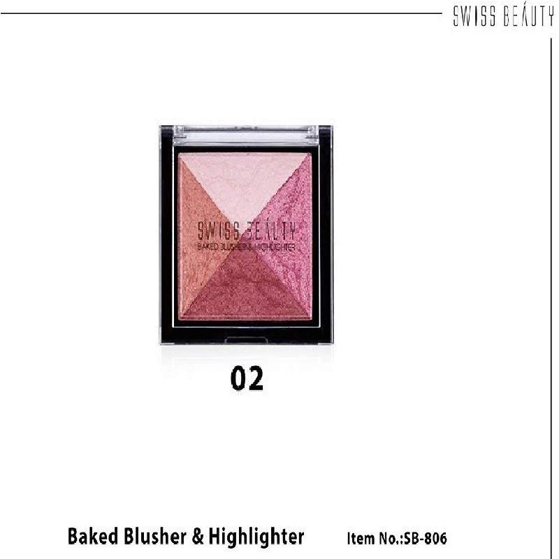 Swiss Beauty Baked Blusher02